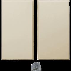 Primacoustic 2 bass trap beige - Vue 1