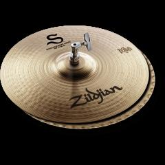 """Zildjian S 14"""" Mastersound hi-hat - Vue 1"""