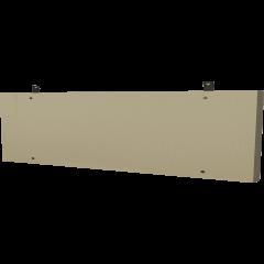 Primacoustic 2 absorbeurs verticaux 30 x 120 x 5 cm à peindre - Vue 1
