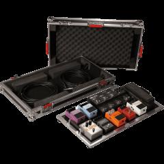 Gator G-TOUR-PEDALBOARD-LGW flight case bois pedalboard 61 x 28 cm - Vue 1