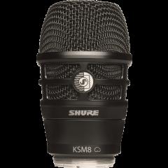 Shure Capsule HF main KSM8 noir - Vue 1