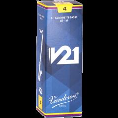 Vandoren Anches clarinette basse V21 force 4 - Vue 1
