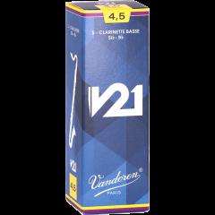 Vandoren Anches clarinette basse V21 force 4,5 - Vue 1