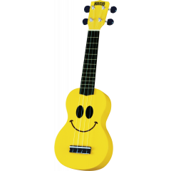 Mahalo U-Smile yellow + housse - Vue 1