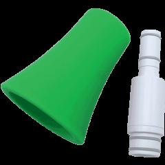 Nuvo Kit bocal et pavillon droit pour jSaxblanc et vert - Vue 1