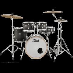 "Pearl Decade maple rock 22"" satin black burst - Vue 1"