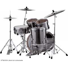 "Pearl Export fusion 20"" smokey chrome - Vue 1"