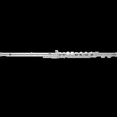 Altus Flûte alto tête droite et tête courbée patte d'Ut AS1021E - Vue 1