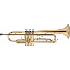 Jupiter Trompette Sib étudiant vernie JTR500Q - Vue 1