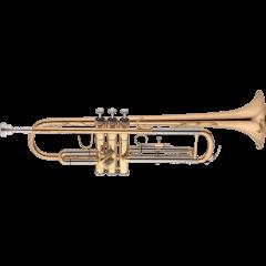 Jupiter Trompette Sib étudiant vernie JTR700RQ - Vue 1