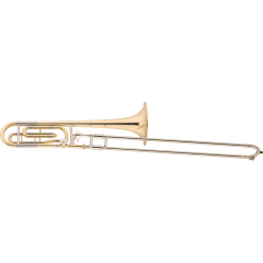 Jupiter Trombone ténor complet professionnel verni JTB1100FRQ - Vue 1