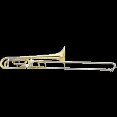 Jupiter Trombone ténor complet professionnel verni JTB1150FQ - Vue 1