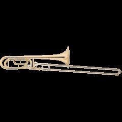 Jupiter Trombone ténor complet professionnel verni JTB1150FRQ - Vue 1
