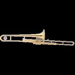 Jupiter Trombone à pistons Sib verni JTB700V - Vue 1