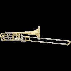 Jupiter Trombone basse professionnel verni JTB1180 - Vue 1