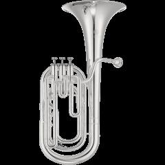 Jupiter Saxhorn baryton argenté compensé - Vue 1