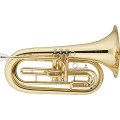 Jupiter Saxhorn baryton de défilé verni JBR1000M - Vue 1