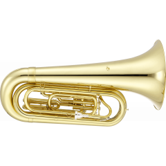 Jupiter Tuba de défilé verni JTU1000M - Vue 1