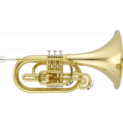 Jupiter Mellophone de défilé verni JMP1000M - Vue 1