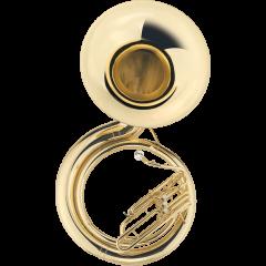Jupiter Sousaphone Sib laiton verni JSP1100 - Vue 1
