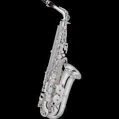 Jupiter Saxophone alto professionnel plaqué argent JAS1100SQ - Vue 1