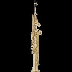 Jupiter Saxophone soprano étudiant verni JSS1000Q - Vue 1