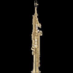 Jupiter Saxophone soprano professionnel verni JSS1100Q - Vue 1