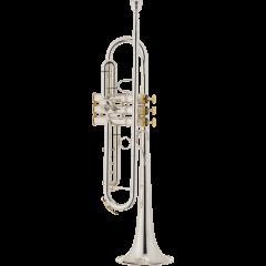 Xo Trompette Sib professionnelle plaquée argent Xo1602RSR4 - Vue 1