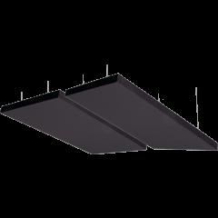 Primacoustic 2 panneaux absorbeur plafond noir - Vue 1