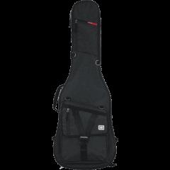 Gator GT-ELECTRIC-BLK nylon guitare électrique noire - Vue 1