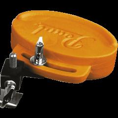 Pearl Clave block sur clamp grave - Vue 1