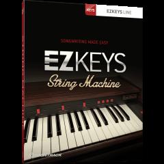 Toontrack EZkeys Strings Machine - boîte logiciel - Vue 1