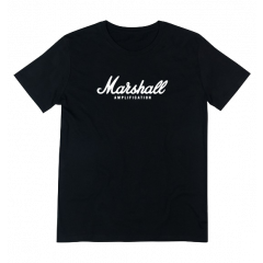 T-shirt Marshall Amplification noir femme - Vue 1