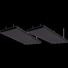 Primacoustic 2 panneaux absorbeur plafond à peindre - Vue 1