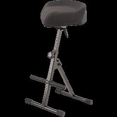 K&M 14044 Tabouret ergonomique haut tissu - Vue 1