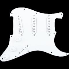 Seymour Duncan JHLP-VOODOO Hendrix Loaded Pickguard Voodoo - Vue 1