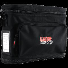 Gator GM-1W softcase nylon système HF complet - Vue 1