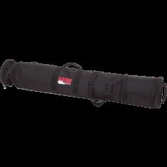 Gator GX-33 softcase nylon 5 micros et 3 pieds de micros - Vue 1