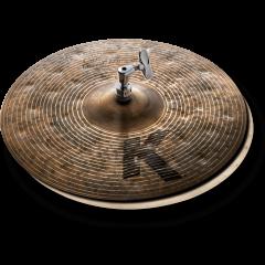"""Zildjian K Custom 14"""" Special dry hi-hat - Vue 1"""