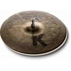 """Zildjian K Custom 15"""" Special dry hi-hat - Vue 1"""