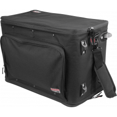 Gator GR-RACKBAG-4UW softcase rack nylon 4U avec roulettes - Vue 1