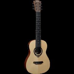 Lâg TKT150E Tiki Uku Mini Guitare électroacoustique - Vue 1