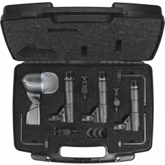 Shure Kit de micros pour batterie BETA 52A / SM57 - Vue 1