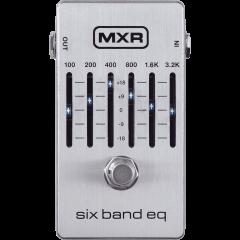 Mxr EQ 6 bandes - Vue 1