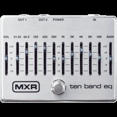Mxr EQ 10 bandes - Vue 1