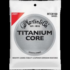 C.f. Martin MTCN160 Titanium Core Light - Vue 1