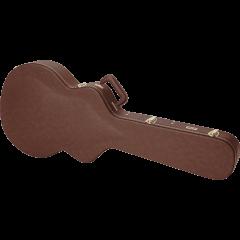 Gator GW-335-BROWN bois deluxe Gibson 335 - semi hollow - Vue 1