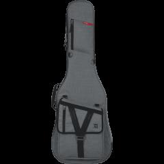 Gator GT-ELECTRIC-GRY nylon guitare électrique grise - Vue 1