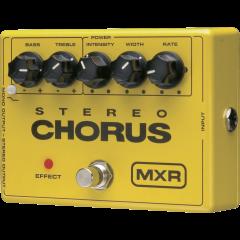 Mxr M134 Stereo Chorus - Vue 1