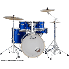 "Pearl Export fusion 20"" High Voltage Blue - Vue 1"